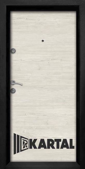 Блиндирана входна врата модел 402