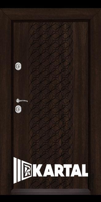 Блиндирана входна врата Картал Т-1001