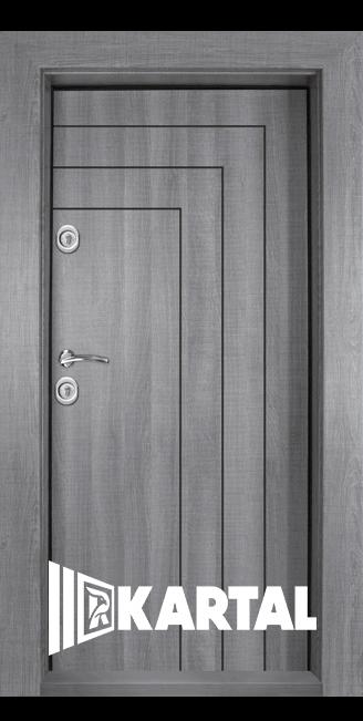 Блиндирана входна врата Картал модел Т-1002