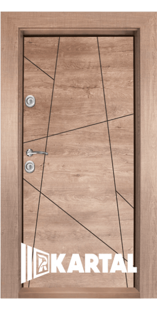 Входна врата Картал модел Т-1003