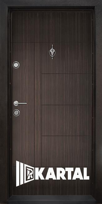 Входна врата Т-587 Абанос