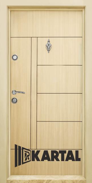 Блиндирана врата модел Т-587 Зебра