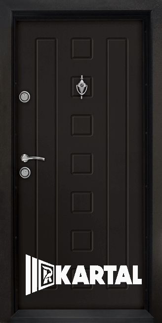 Входна врата модел Т-712 цвят Африка
