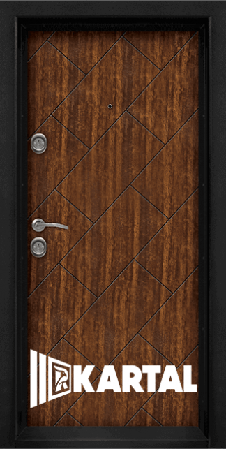 Блиндирана врата Картал модел Т-904