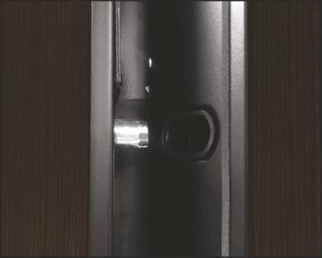 Заключване с пасивен шип при серия Модерн