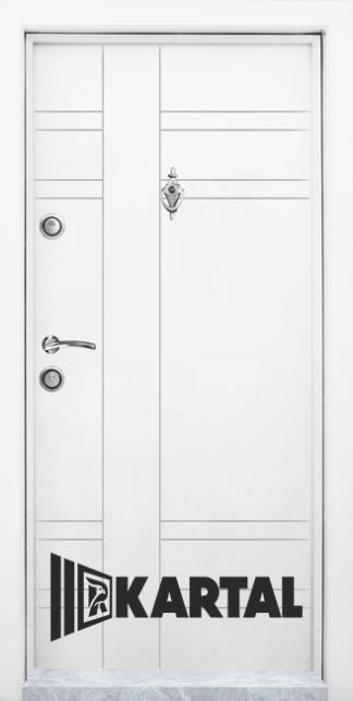 Блиндирана входна врата модел Т-598