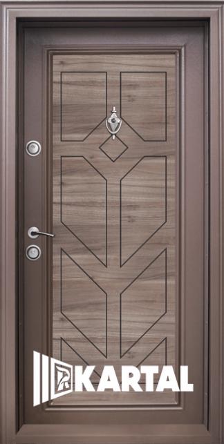 Входна врата модел Т-686